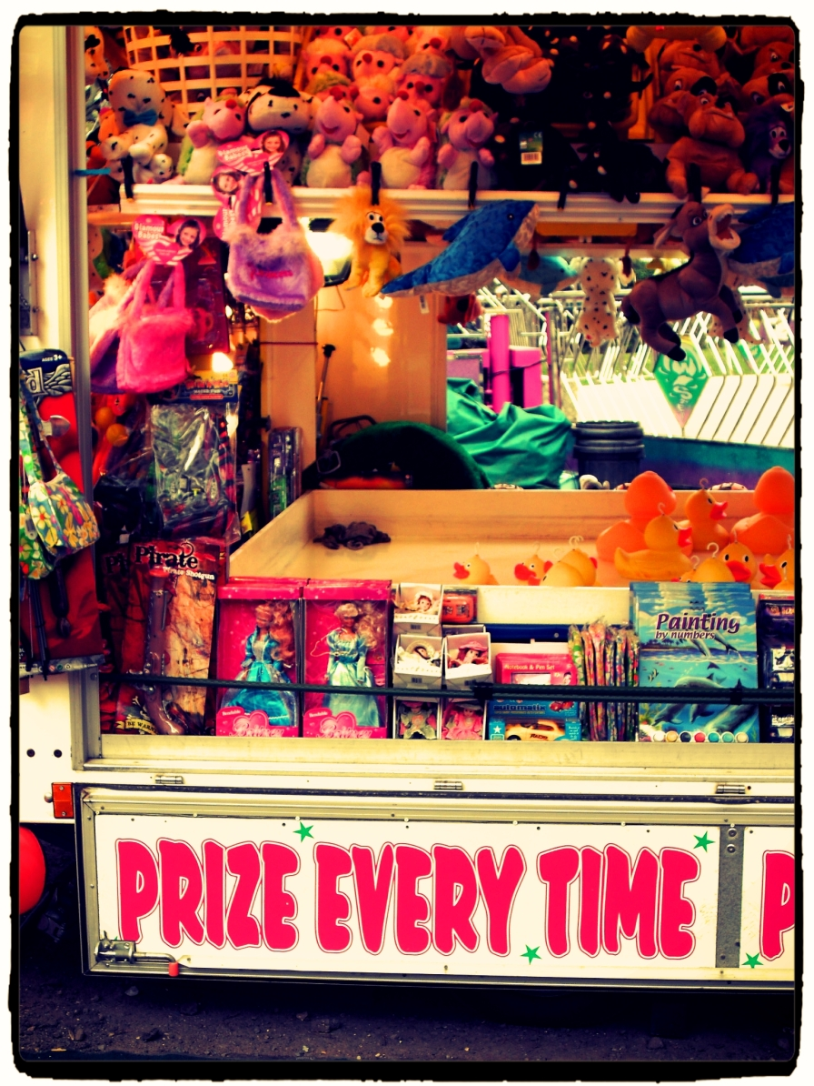 Prize every time