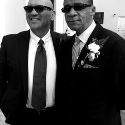 Candidates Mark Pettingill (One Bermuda Alliance) and incumbent Dale Butler (Progressive Labour Party)