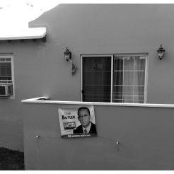 Neighbourhood support for Dale Butler