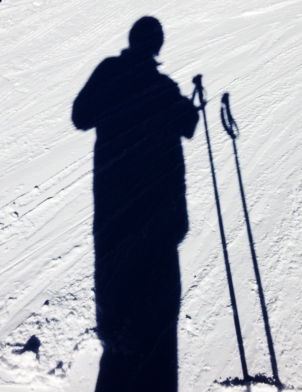 The Phantom Skier